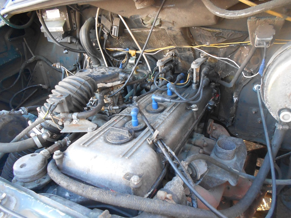 Инжектор 406 двигатель своими руками фото 783