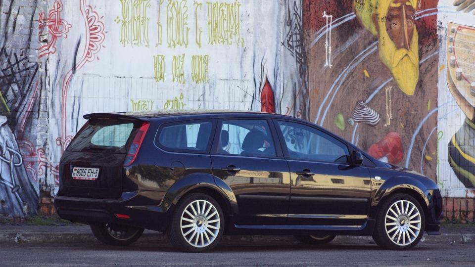 форд фокус универсал 2 тюнинг фото