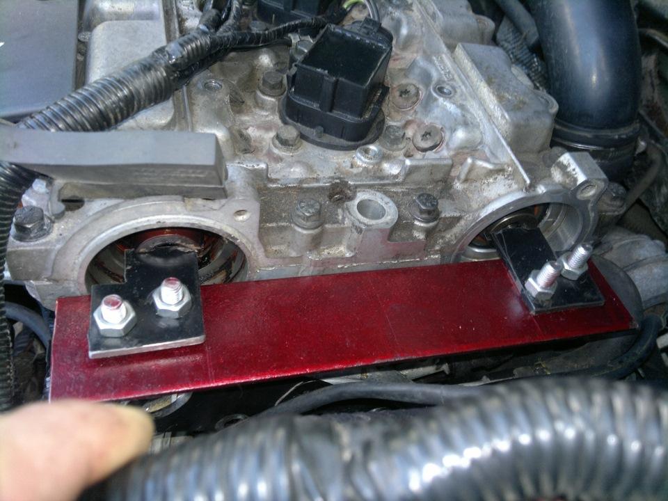 вольво мотор 2.9 метки грм