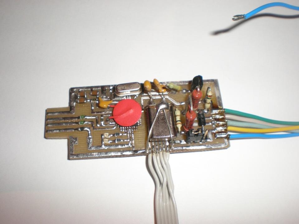 Диагностический can адаптер своими руками фото 726