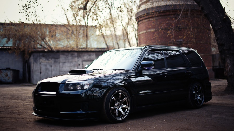 Subaru Forester Jdm Drive2