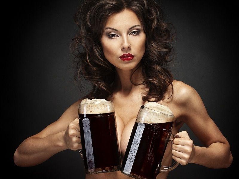 Пиво и женщины картинки