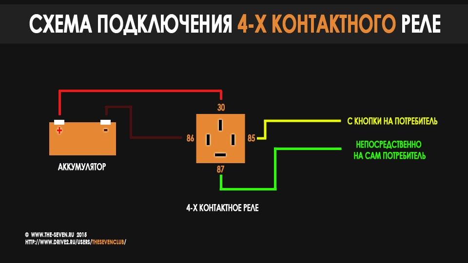 Как подключить дхо от генератора: как подсоединить ходовые огни видео.