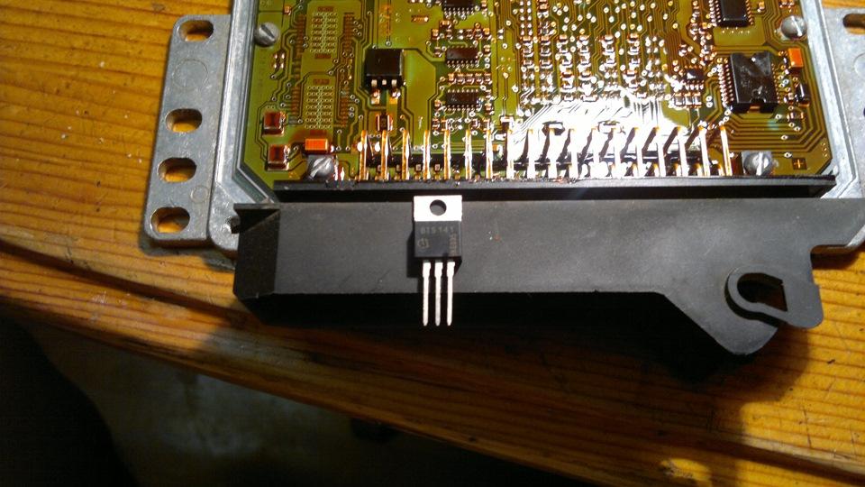 новый транзистор