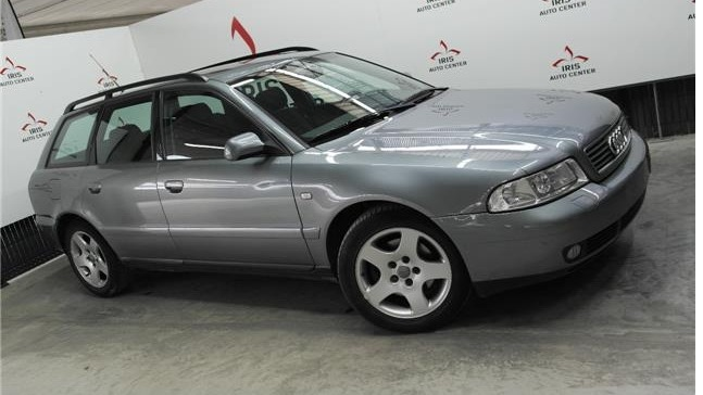 Audi A4 Avant 24 V6 мкпп Quattro Drive2