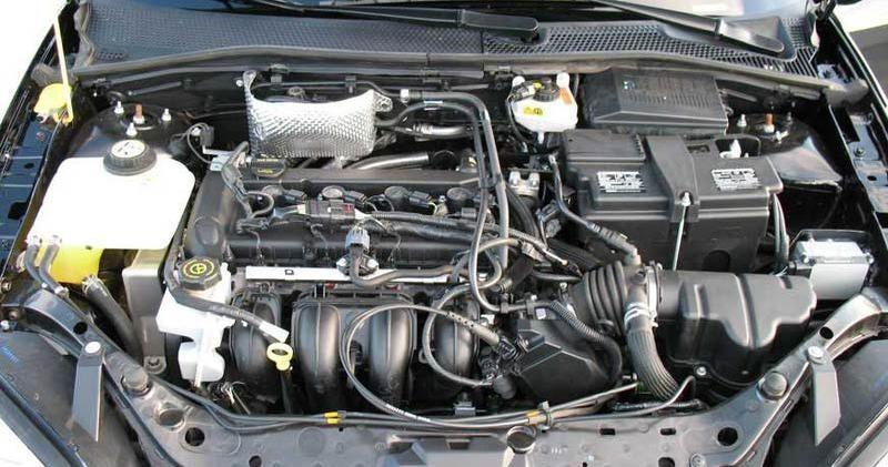 двигатель ford-mazda 2,0 л duratec he/mzr