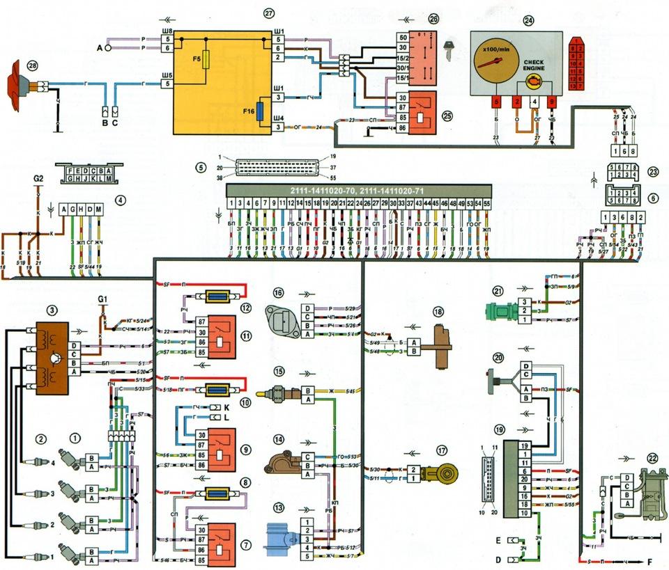 Bosch 1411020 70 схема