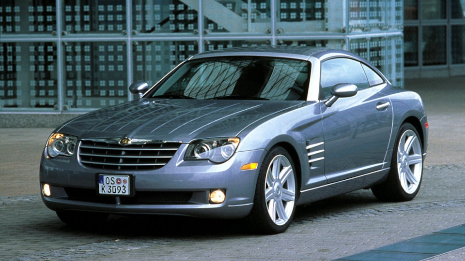 Chrysler Crossfire  Owners' reviews with photos — DRIVE2