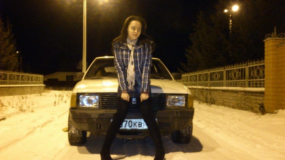 Девушки на вибро машине