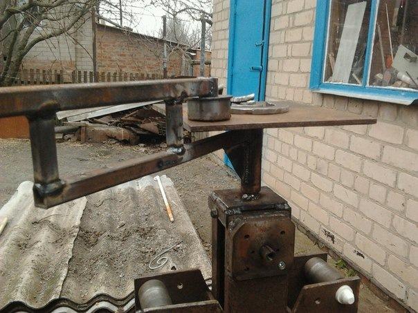 Чертежи станка для холодной ковки своими руками