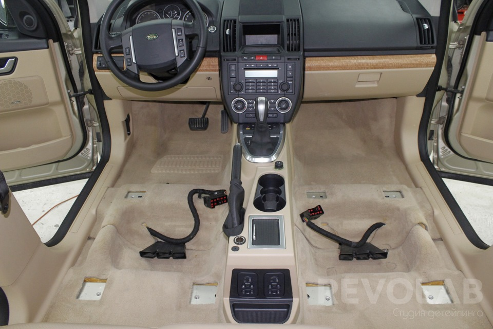 land rover freelander2 revolab drive2. Black Bedroom Furniture Sets. Home Design Ideas