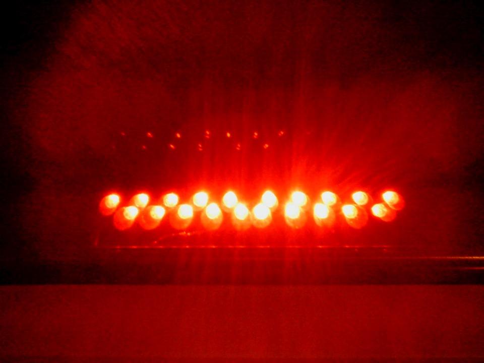 Дополнительный светодиодный стоп сигнал своими руками