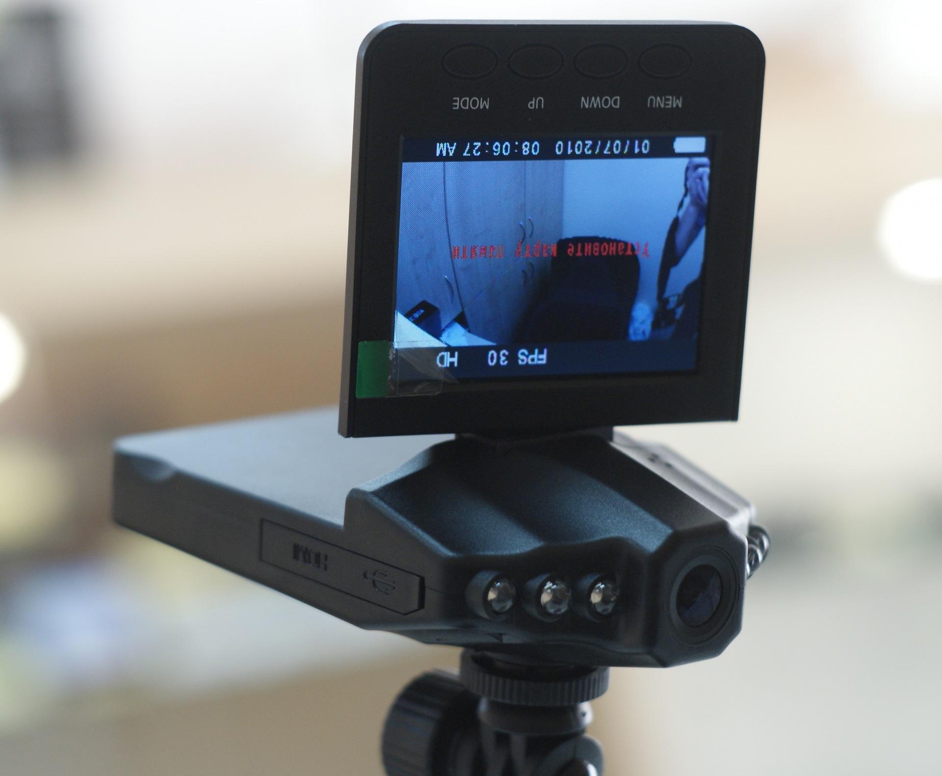 видеорегистраторы детектор движения
