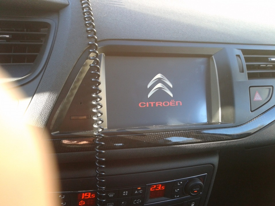 Incar CHR - 6145 Citroen C5