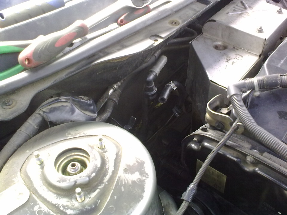 Шкив генератора форд мондео 3