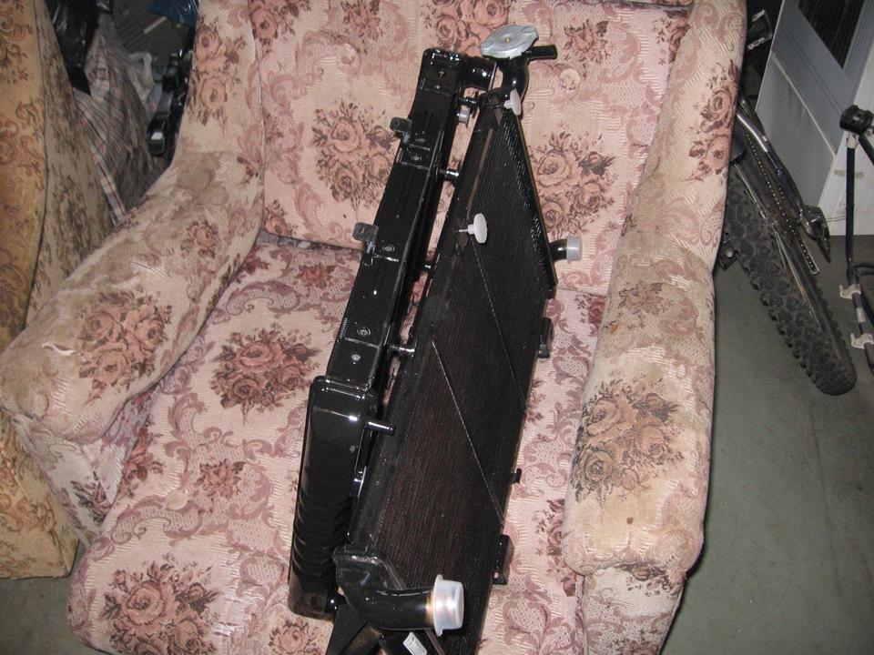 Радиатор ваз 21213 медный