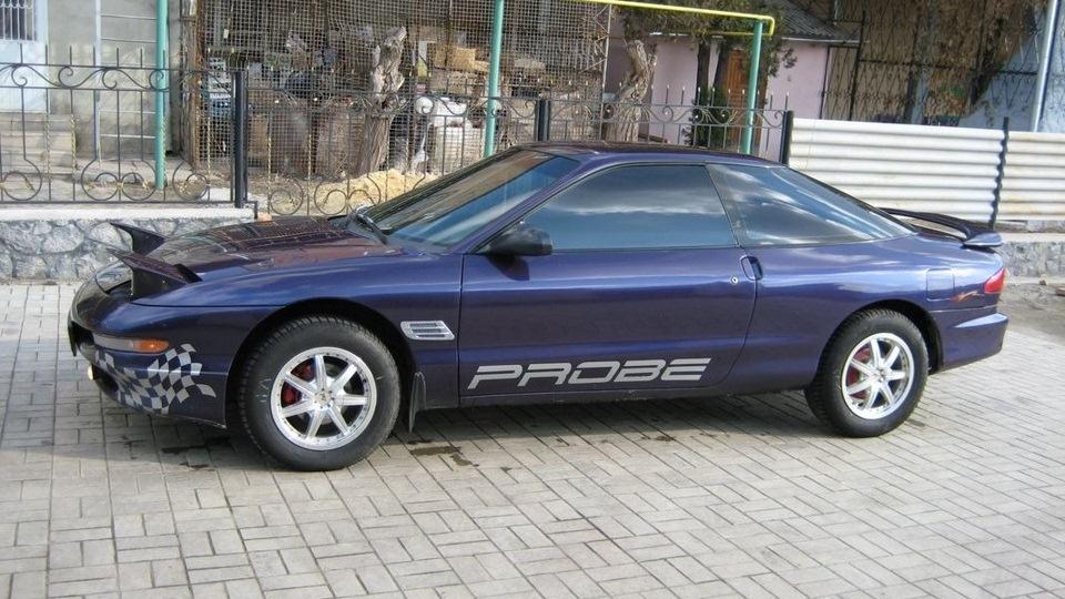 обвесы ford / обвес ford probe