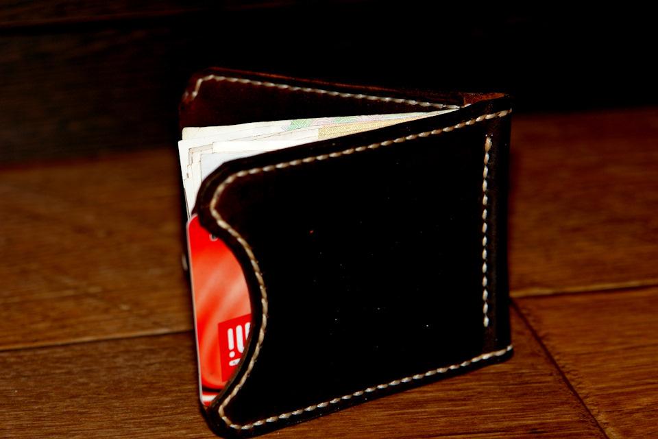 Как сделать зажим для денег своими руками