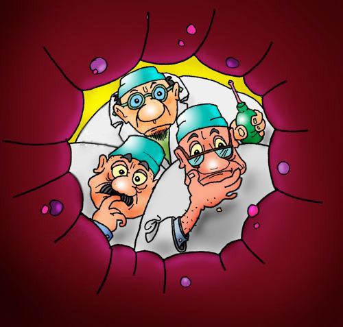 Прикольные картинки эндоскопия