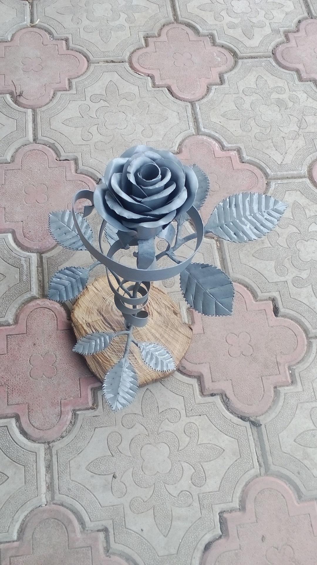 Листья из металла своими руками фото 614