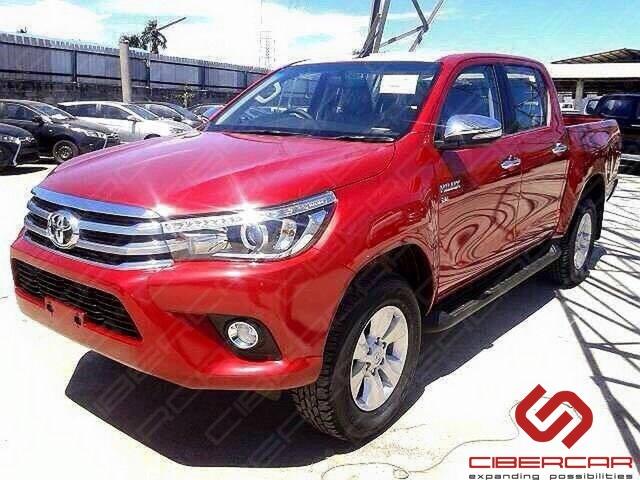 Toyota Hilux 2016 г. в.