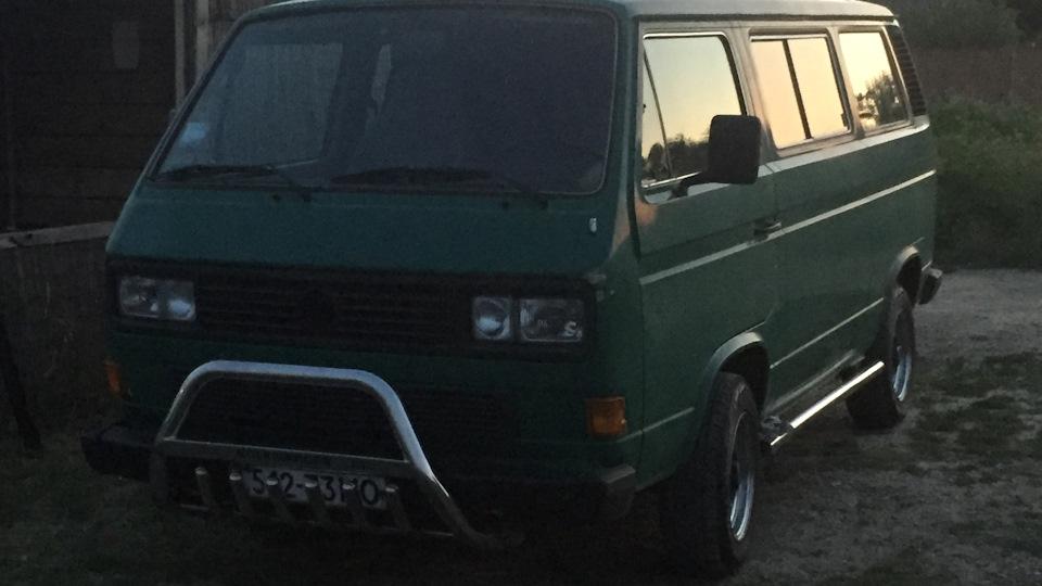 Фольксваген транспортер 1986 год транспортер стоимость для платных дорог