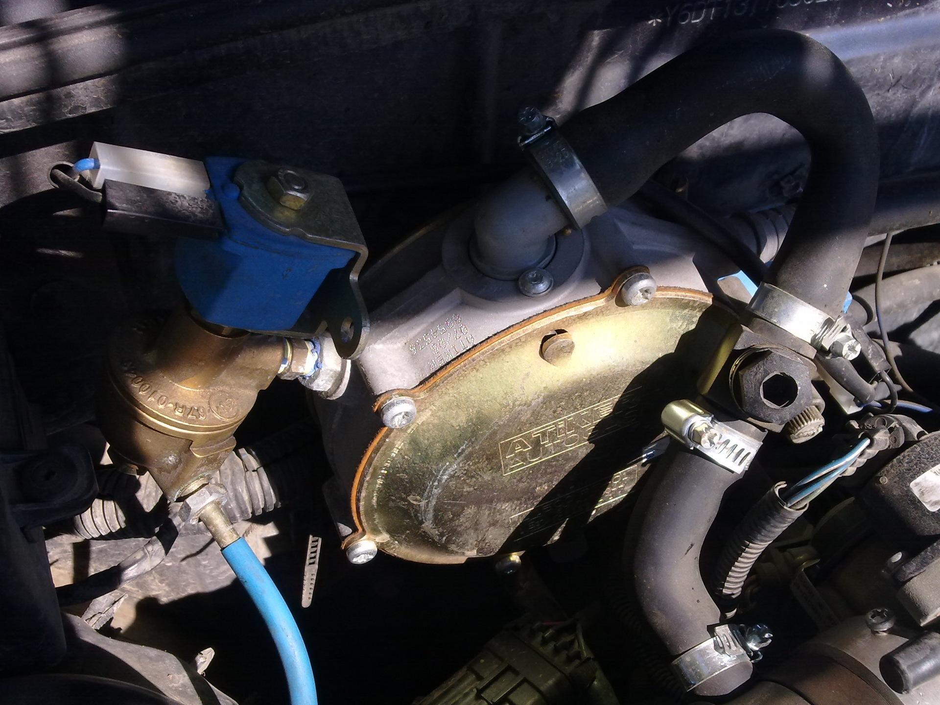 Установка газа на газ 53 своими руками фото 917