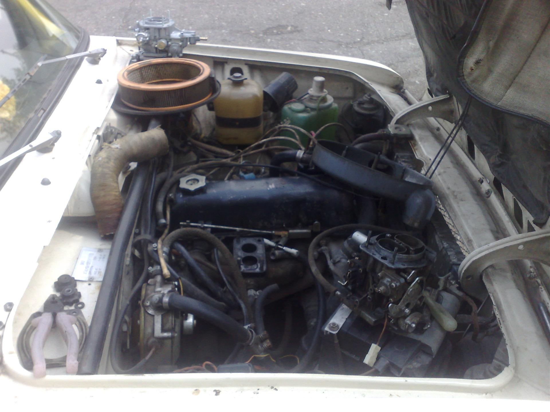 Ваз 2107 глохнет карбюраторный двигатель на холостых оборотах