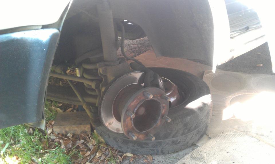 Цена тормозных колодок передних форд транзит