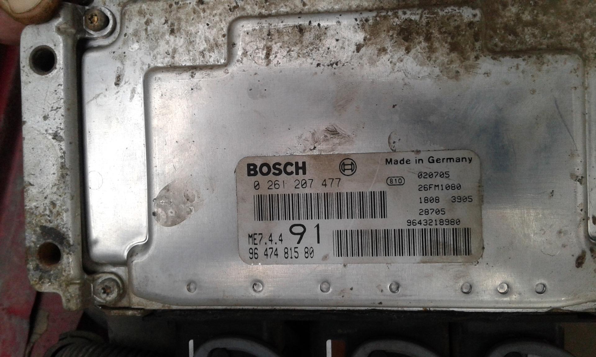 Peugeot 207 Bsi Fault Problems