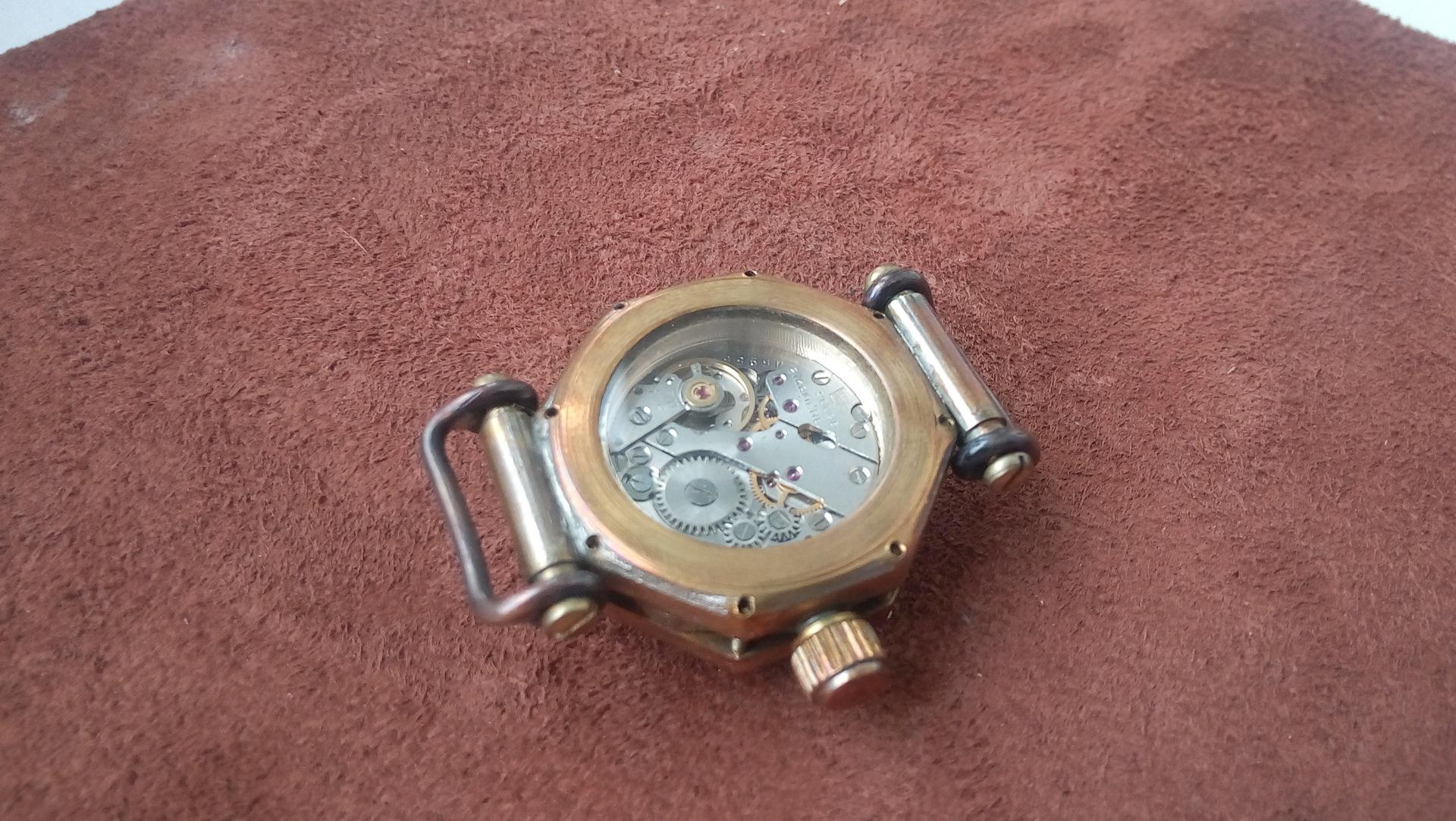 Часы в стиле СТИМПАНК 36 — DRIVE2 d16c84f0085