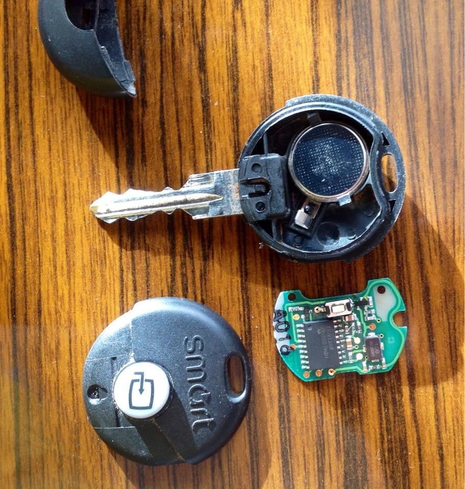 заменил аккумулятор не видит ключ мерседес cl63amg