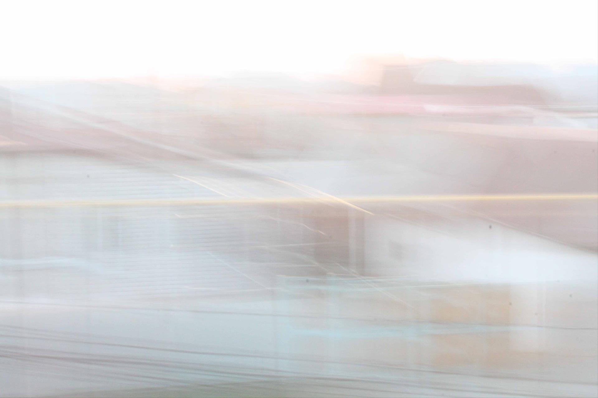 мутные светлые круги на фото объектив чистый