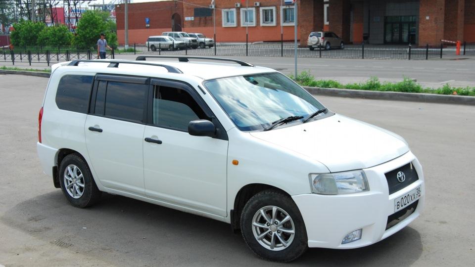 toyota probox 2006 дизел� МКПП � о�з�в владел��а