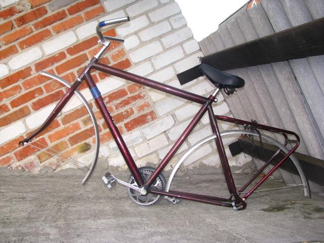 Велосипед Украина ХВЗ.
