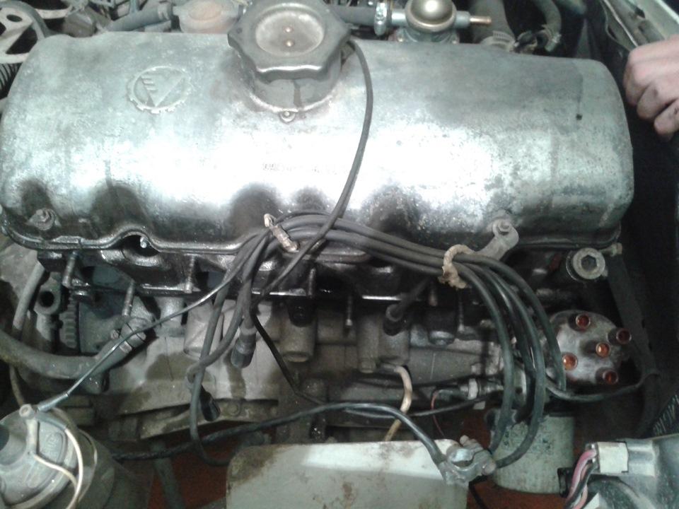 Двигатель узам-33110 (б) не особо отличался от исходника для м-412