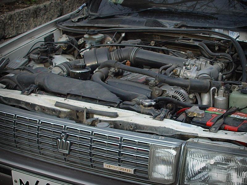 1G-GZE ставился только на автомобили сделанные для внутреннего рынка Японии: крауны и маркообразные.