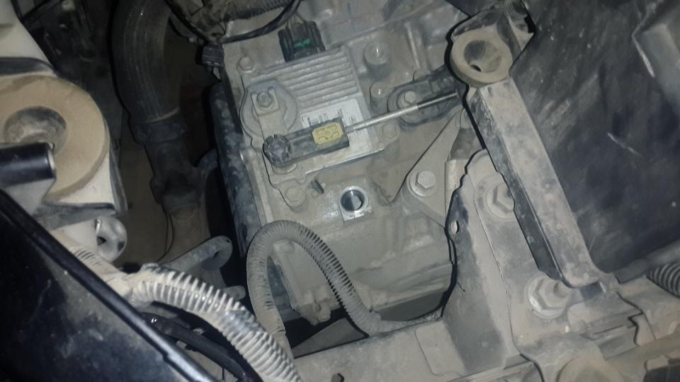 Замена масла в акпп форд мондео 4 2.3 своими руками
