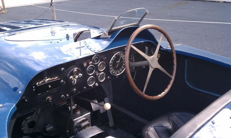 Bugatti Type 57g Tank Drive2
