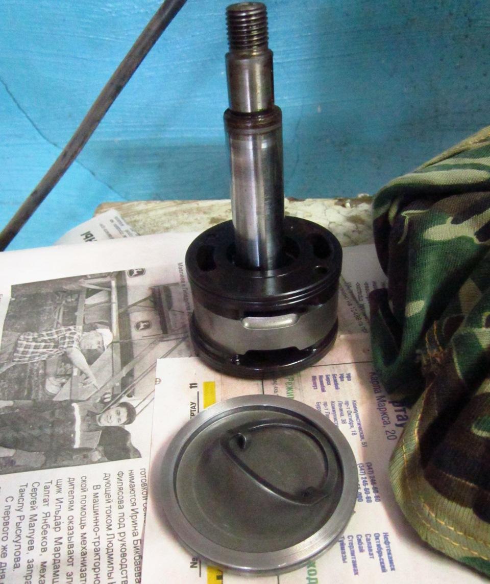 Самостоятельный ремонт насоса гура