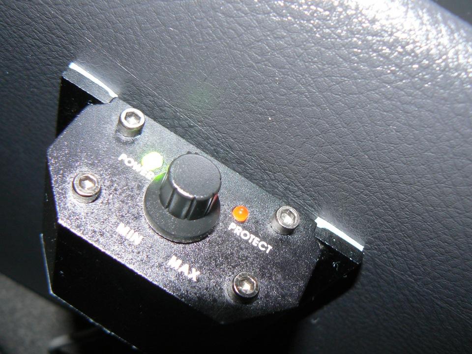 Схема усиления баса Bass