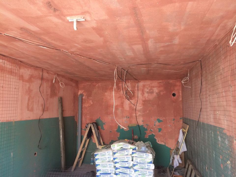 для чего нужен бетоноконтакт при ремонте