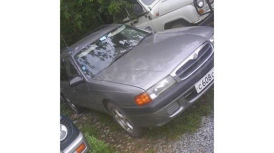 Mazda 626 capella в акпп попал антифриз