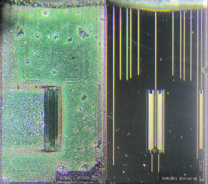 Элемент в процессе чистки MAF(ДМРВ) Расходомер.