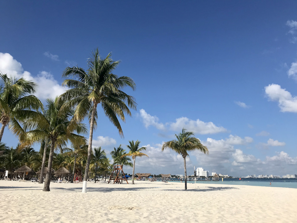 Декабрь 2019. Гавана-Канкун-Исла Мухерес-Мехико-Паленке-Тулум-Ривьера Майя-Гавана