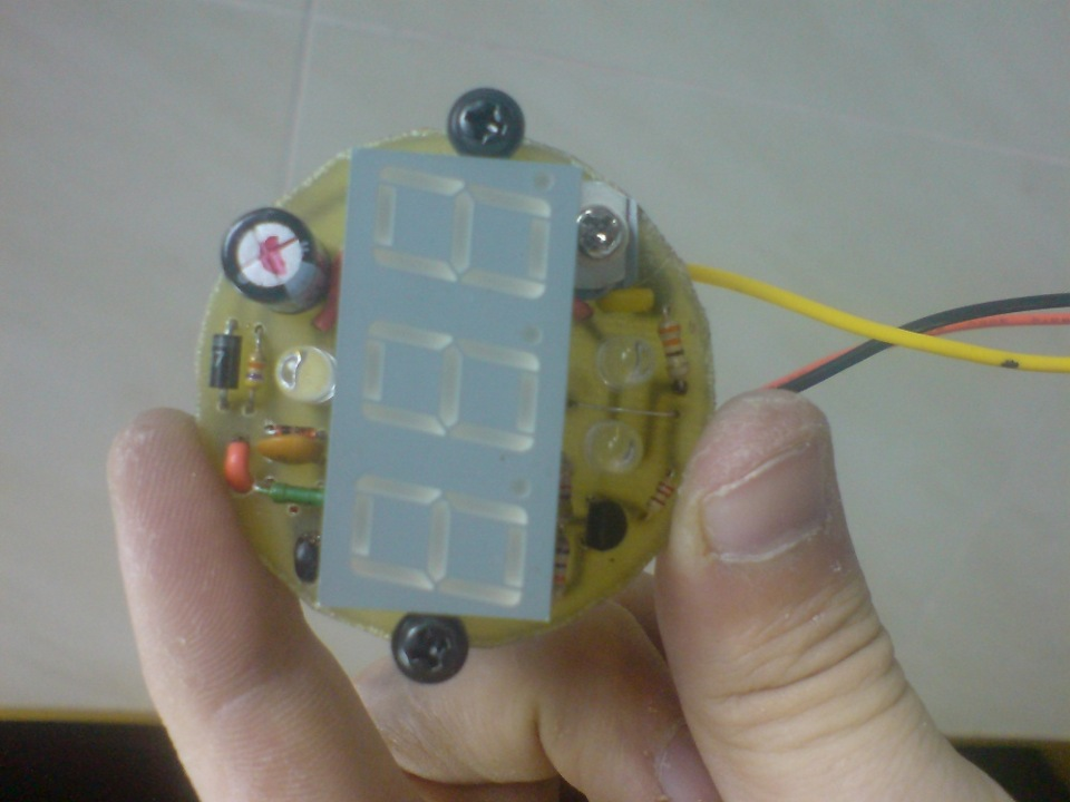 Электронные простые приборы своими руками