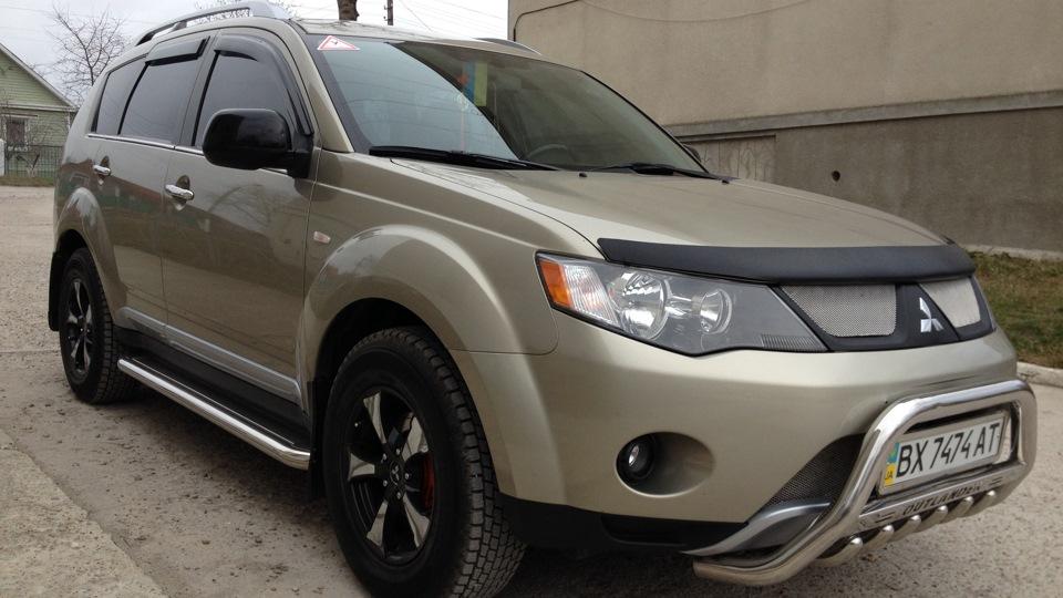 Mitsubishi Outlander XL | DRIVE2
