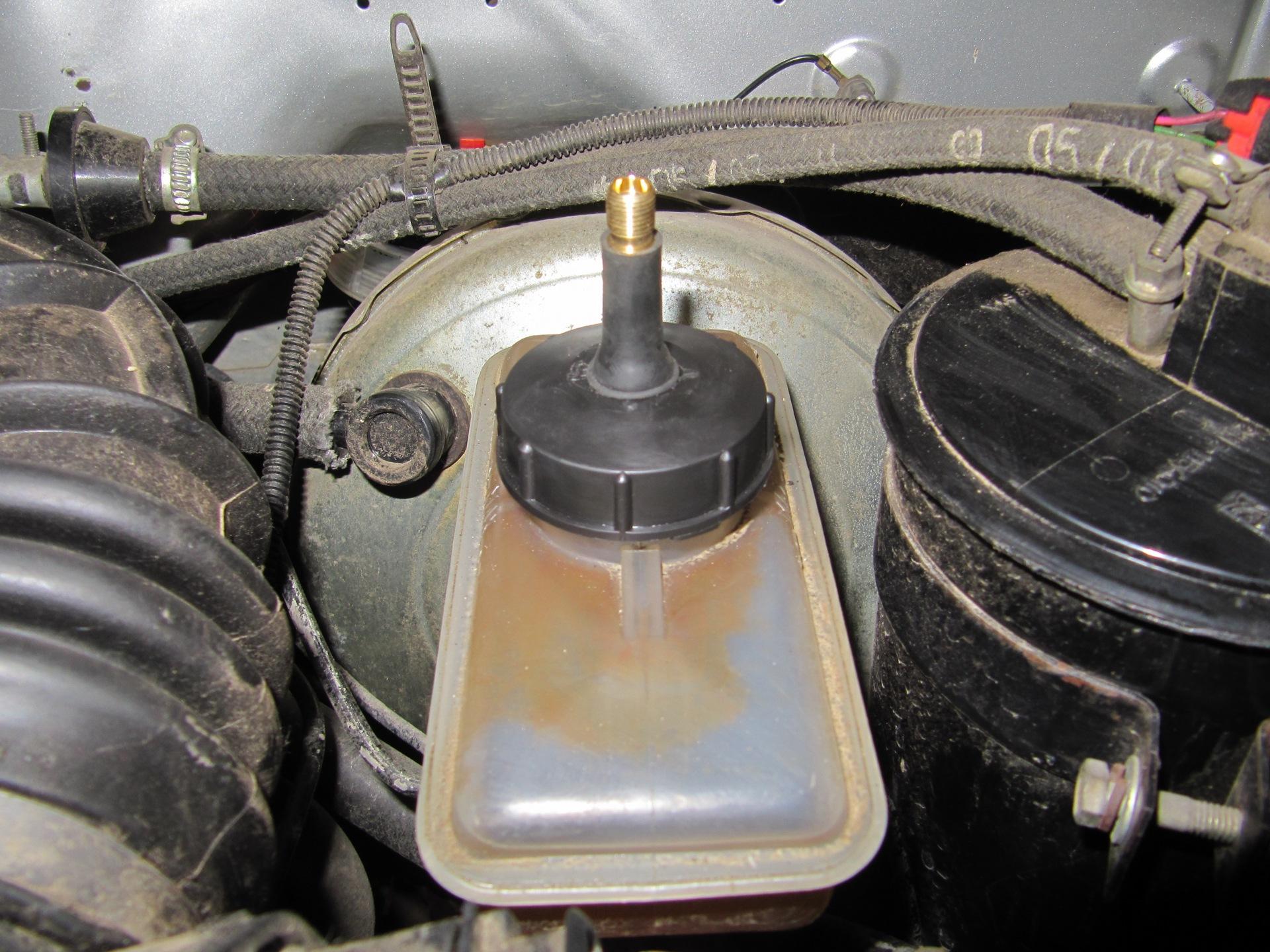 Прокачка тормозной системы ваз 2114