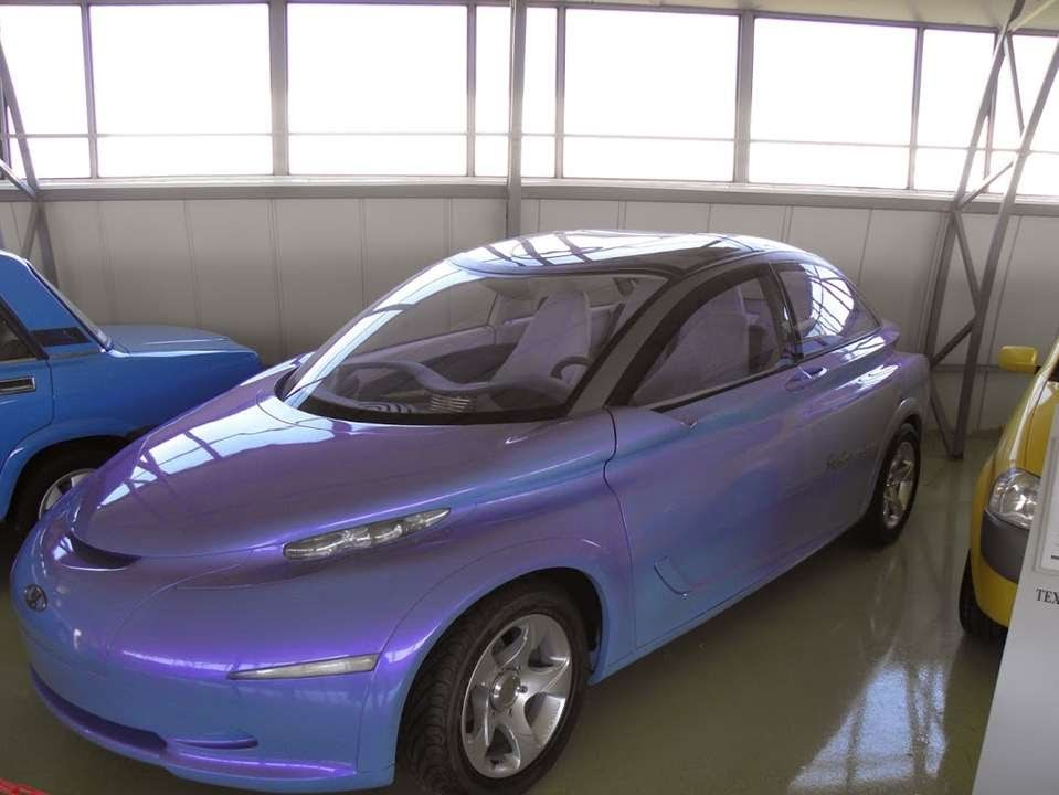 концепт кары с хорошей аэродинамикой