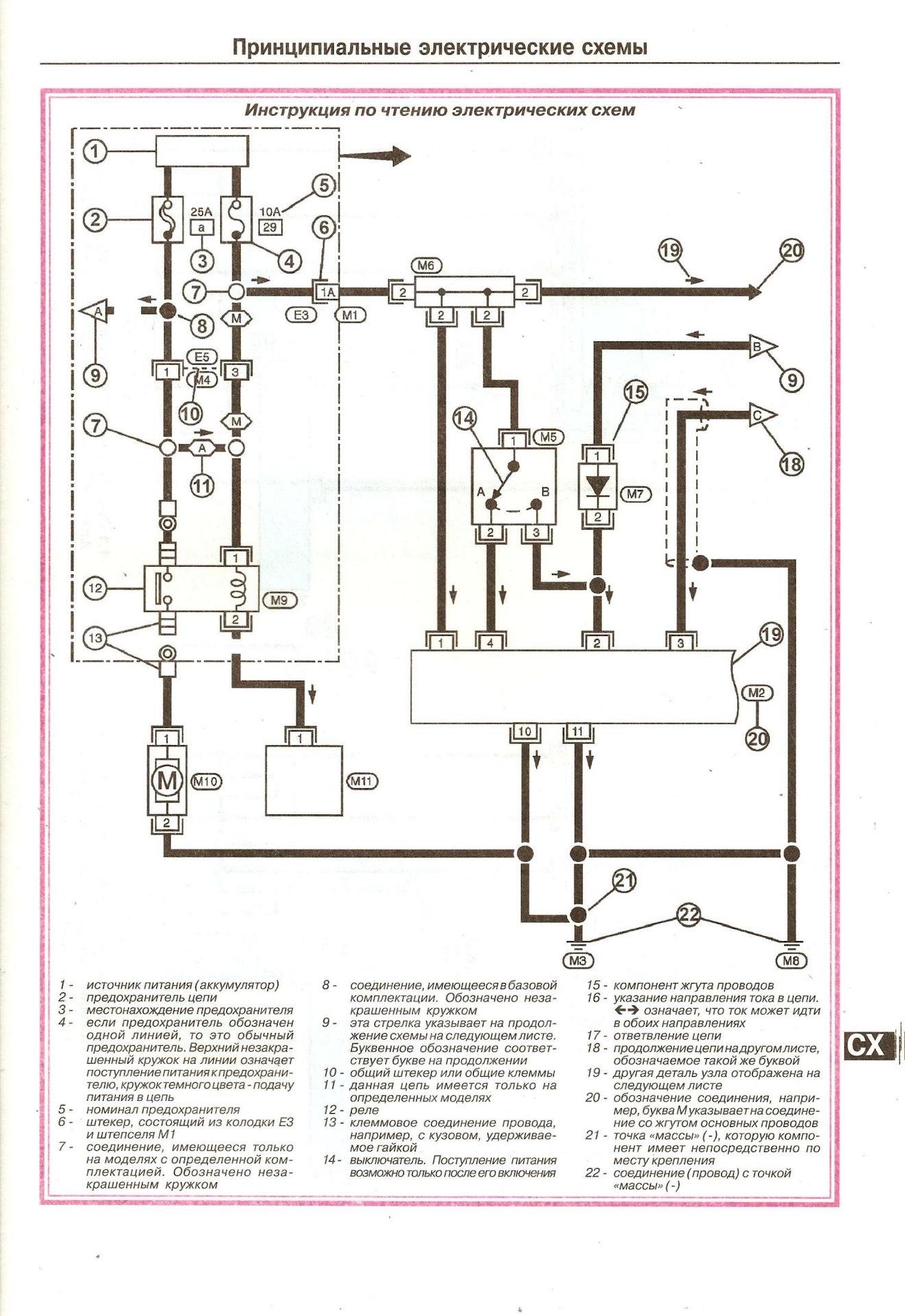 Ниссан примера p12 схема фото 650